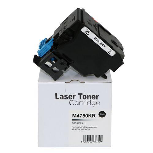 Remanufactured Konica Minolta A0X5151 Black Toner