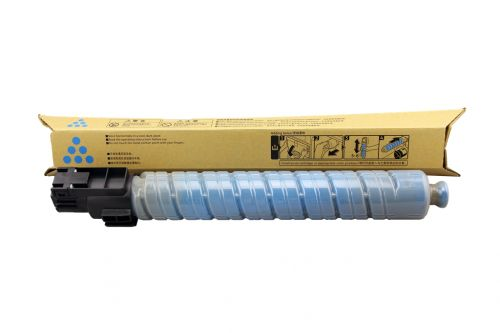 Compatible Ricoh 842033 MPC3000C Cyan 884949 888643 Toner