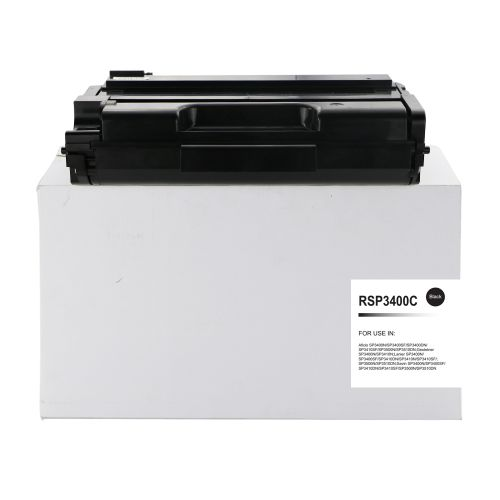 Remanufactured Ricoh 407648 SP3400 Hi Cap 406522 Toner
