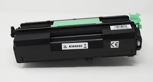 Compatible Ricoh 407340 SP3600 Hi Cap Toner
