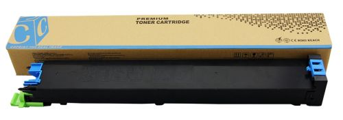 Compatible Sharp MX27GTC Cyan Toner