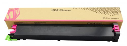 Compatible Sharp MX27GTM Magenta Toner