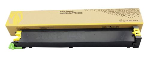 Compatible Sharp MX31GTYA Yellow Toner