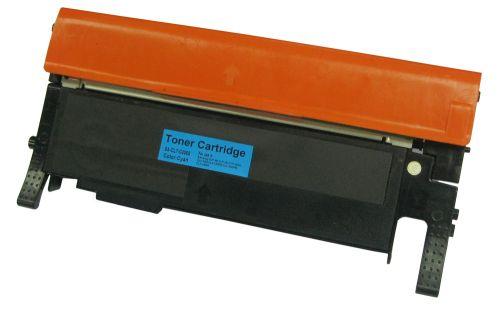 Remanufactured Samsung CLT-C406S Cyan Toner