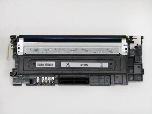 Compatible Samsung CLT-C404S Cyan Toner