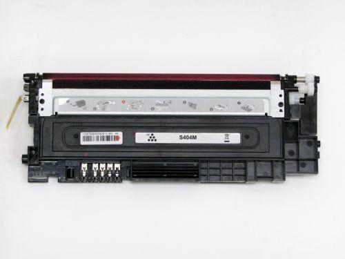 Compatible Samsung CLT-M404S Magenta Toner