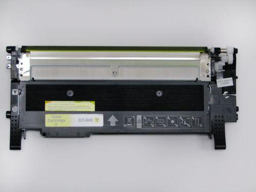 Compatible Samsung CLT-Y404S Yellow Toner