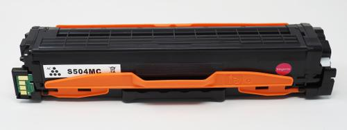 Compatible Samsung CLT-M504S Magenta Toner