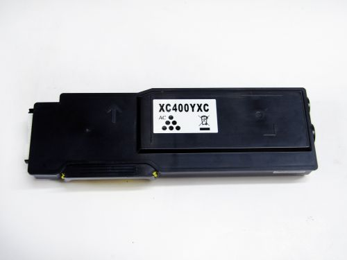 Compatible Xerox C400Y Yellow 106R03529 Extra Hi Cap Toner