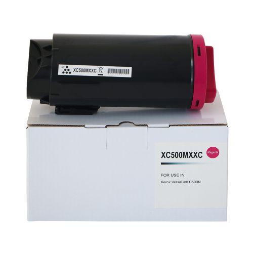 Compatible Xerox C500EHM Magenta Extra Hi Cap 106R03874 Toner