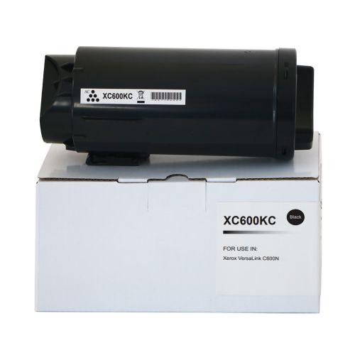 Compatible Xerox C600BK Black 106R03899 Toner