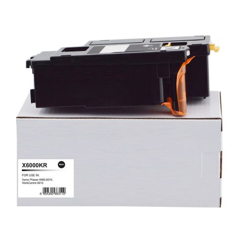 Remanufactured Xerox 106R01630 Black Toner