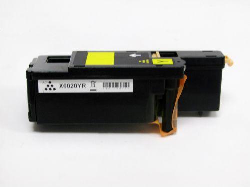 Remanufactured Xerox 106R02758 Yellow Toner