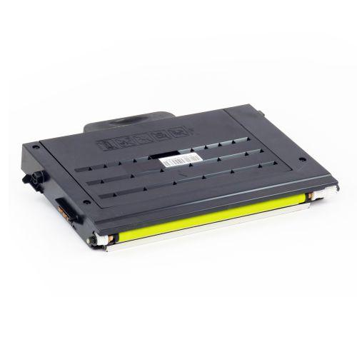 Remanufactured Xerox 106R00682 Yellow Toner