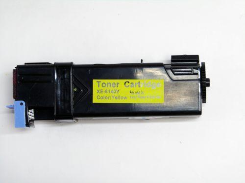 Remanufactured Xerox 106R01479 Yellow Toner