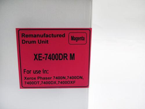 Remanufactured Xerox 108R00648 Magenta Drum Unit