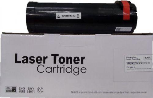 Compatible Xerox 106R02722 Hi Cap Toner