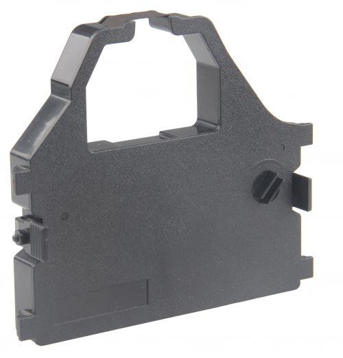 Compatible Star LC24-10 Heavyduty Black 2868DN Fabric Impact Ribbon