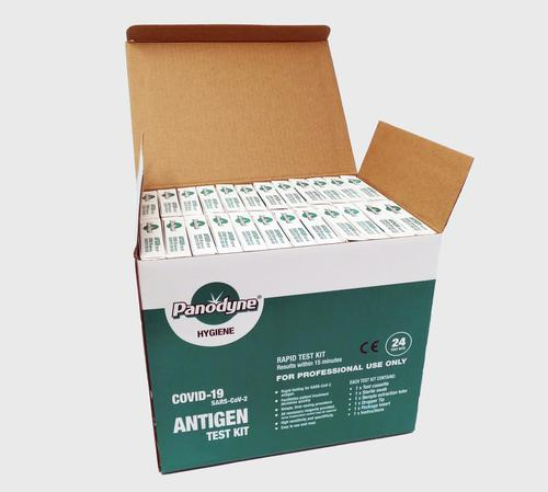 Panodyne SARS-CoV2 Antigen Rapid Test Kit Pack 24