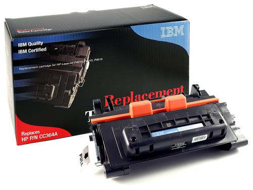 IBM HP CC364A Mono Toner Cartridge TG85P7006