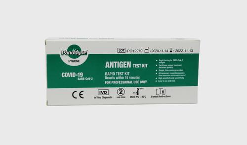 Panodyne SARS-CoV2 Antigen Rapid Test Kit Single