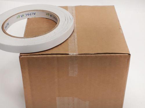 Double sided Tape 12mm 33m 80mu Box 288