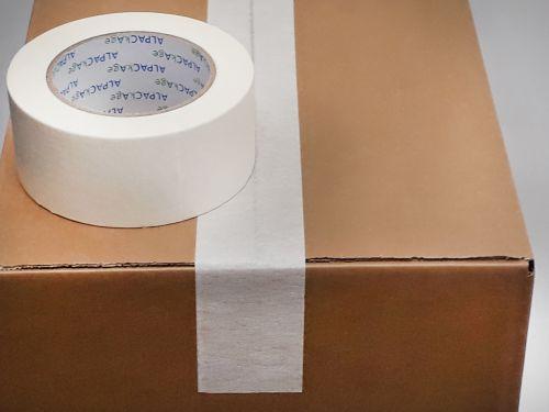 Masking Tape 24mm 50m 140mu Pk 6