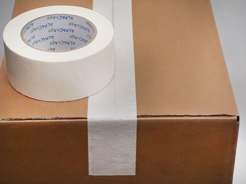 Masking Tape 50mm 50m 140mu Pk 6