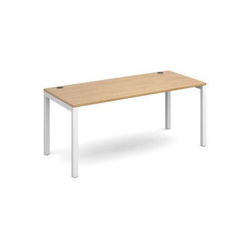 Connex single desk 800mm deep