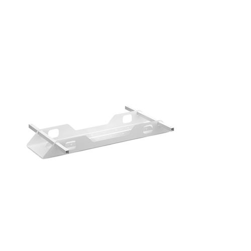 Connex double cable tray 1200mm - white