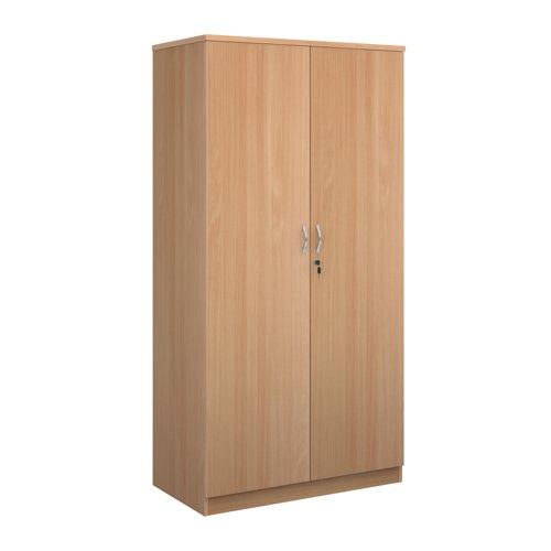 Maestro 2 Door Cupboard (2000h x 1020w x 550d) Beech (DD20)