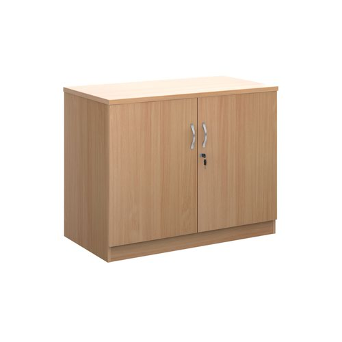 Maestro 2 Door Cupboard (800h x 1020w x 550d) Beech (DD8)