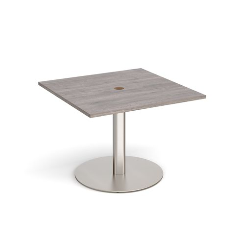 Eternal power ready square meeting table