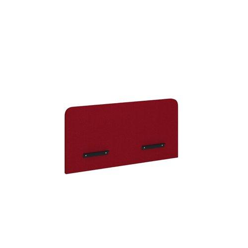 Vibe desktop screen for single desks 1200mm x 600mm - made to order