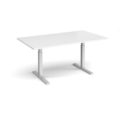 Elev8 Touch rectangular boardroom table
