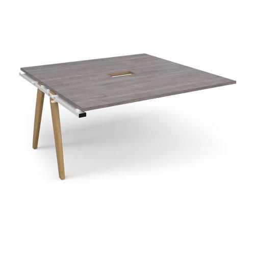 Fuze power ready add-on boardroom table