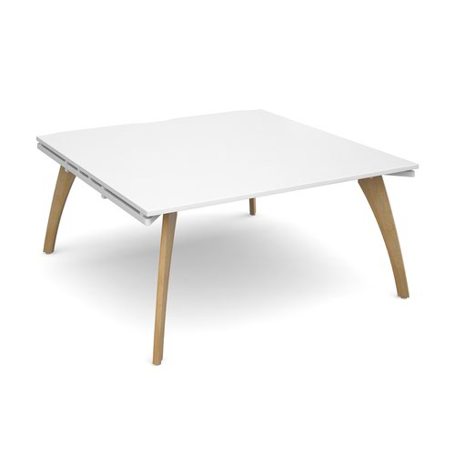 Wondrous Dc Direct Shop Fuze Boardroom Table Starter Unit 1600Mm X 1600Mm White Frame And White Top Interior Design Ideas Clesiryabchikinfo