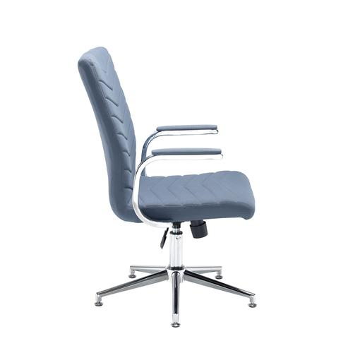 Martinez high back managers chair - grey fabric Office Chairs MAR50004-G
