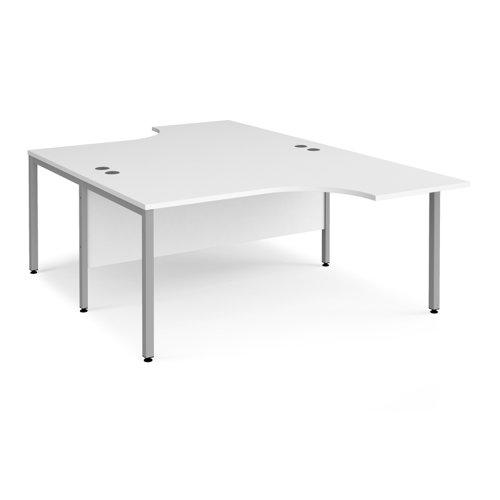 Maestro 25 bench back to back ergonomic desks