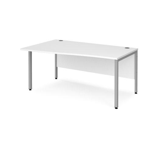 Maestro 25 bench left hand wave desk