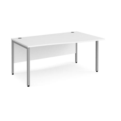 Maestro 25 bench right hand wave desk