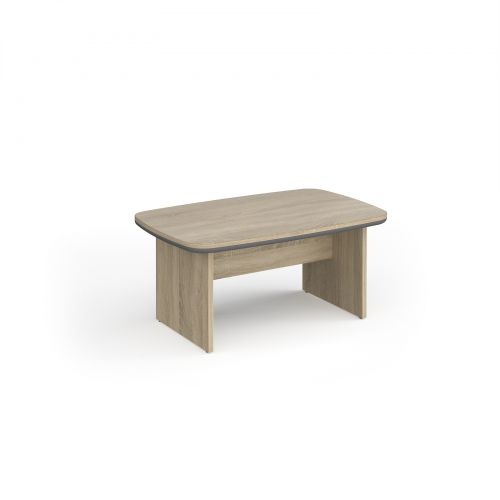Magnum coffee table 1100mm x 700mm - light oak