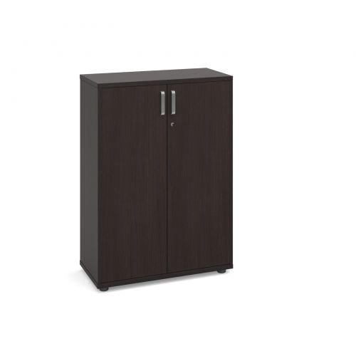 Magnum low cupboard 1130mm high - dark oak
