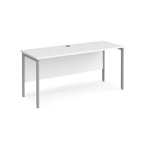 Maestro 25 H-Frame 600mm deep desk