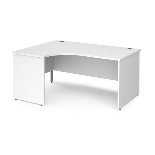 Maestro 25 panel end left hand ergonomic desk