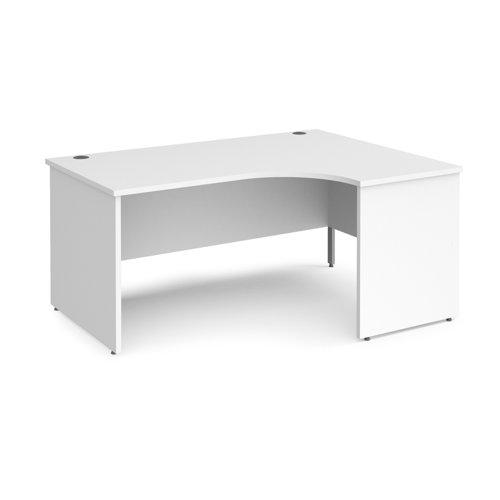 Maestro 25 panel end right hand ergonomic desk
