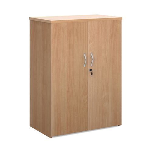 Universal Cupboard 800x470x1090mm Beech Finish R1090DB
