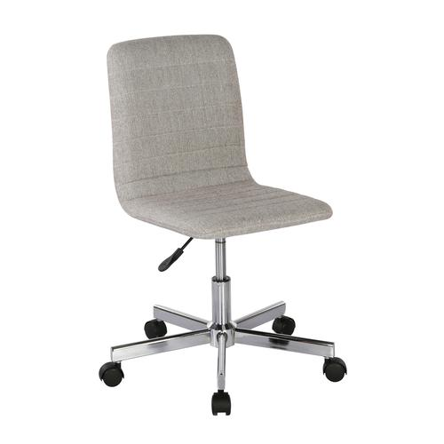 Riff medium back fabric operators chair - grey
