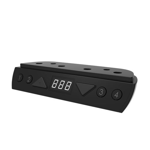Elev8 Touch digital control unit for single and back-to-back desks