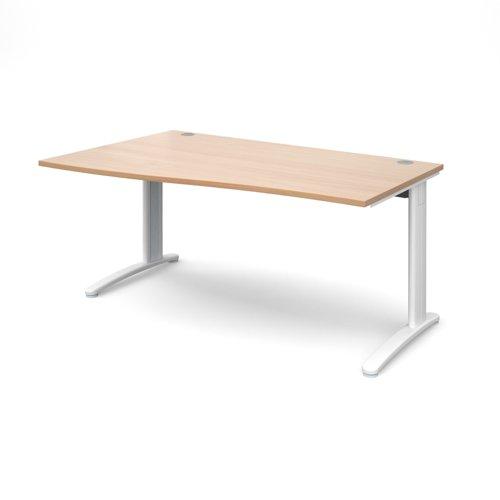 TR10 left hand wave desk